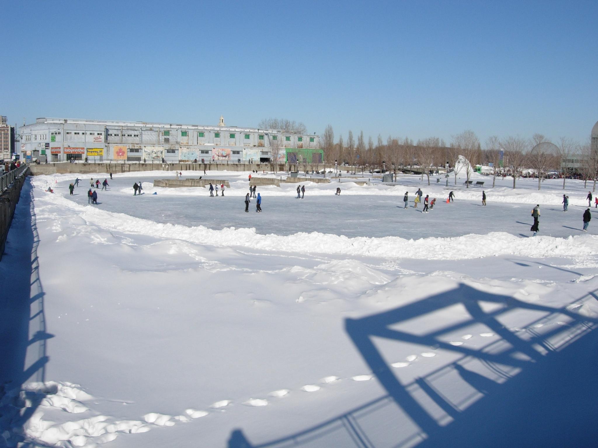 Ice Skating Rink Long Island City