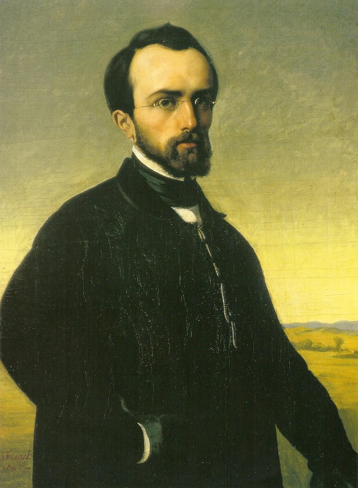 Image of Jean-Baptiste Frenet from Wikidata