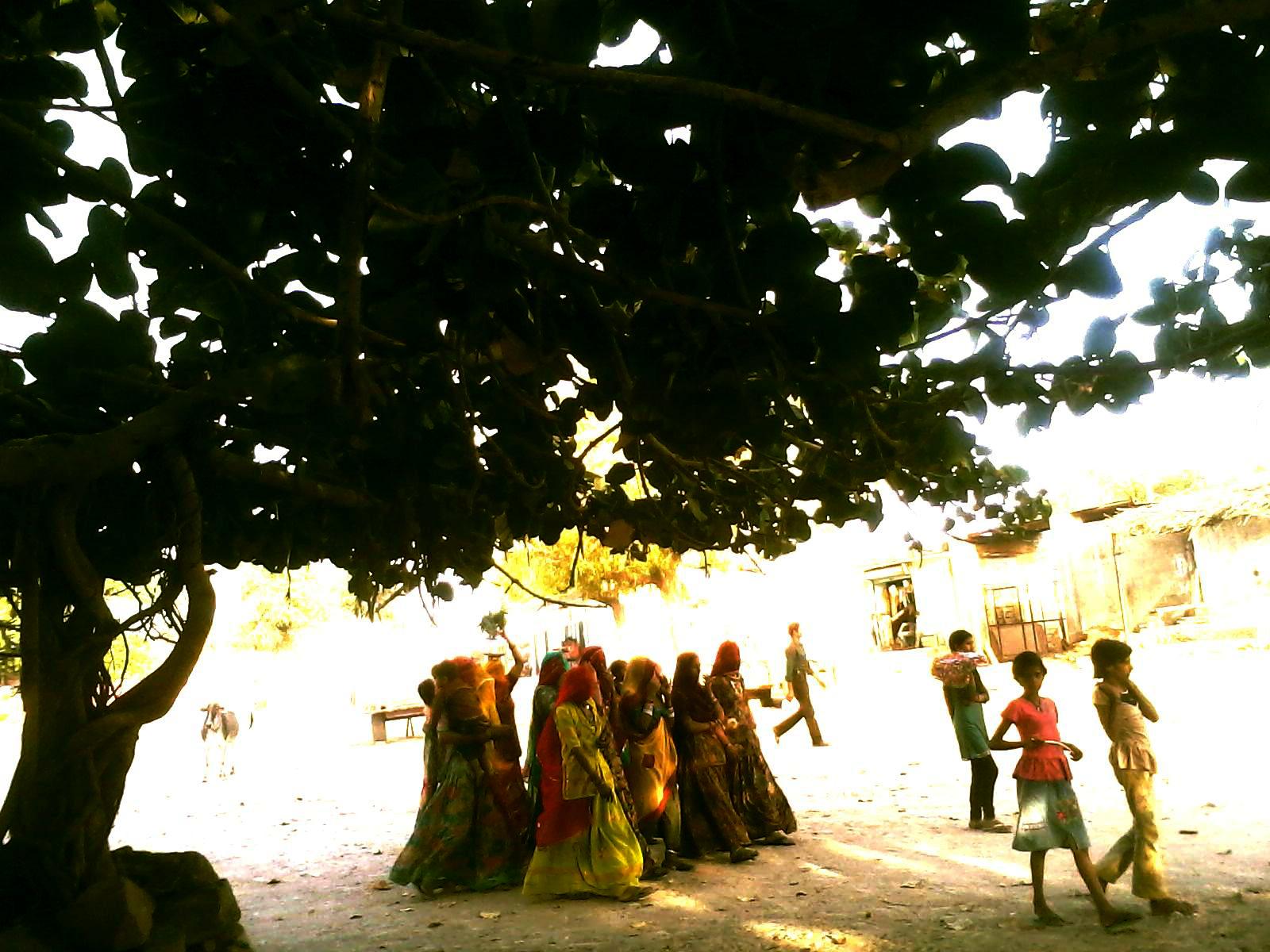 File Jalawaa Pujan Kua Pujan Jpg Wikimedia Commons