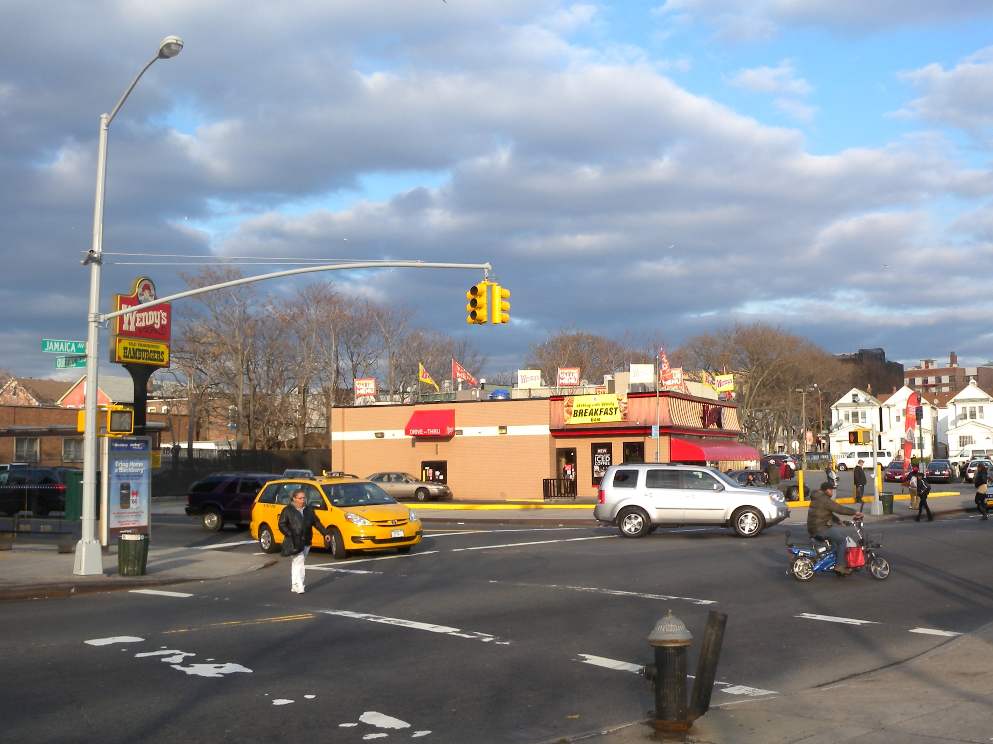 Queens Boulevard is now a safer place to walk.