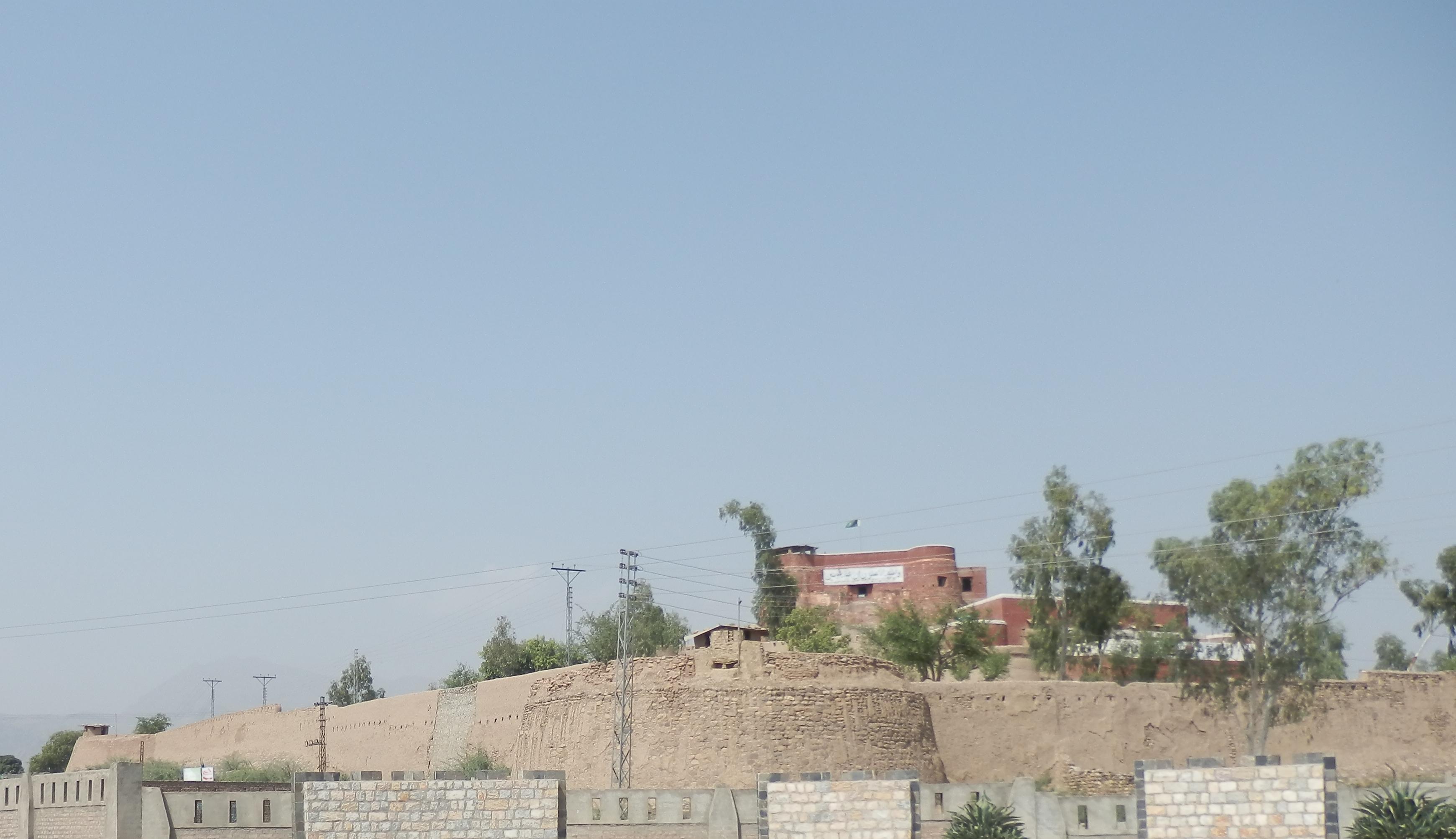 Jamrud Fort in Pakistan Jamrud Fort Pakistan