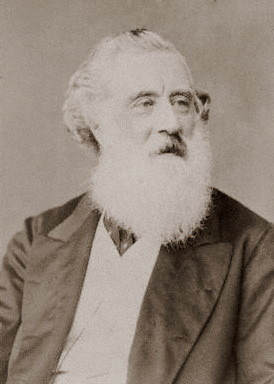 A photo from the late 1860s