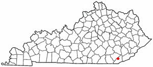 Loko di Pineville, Kentucky