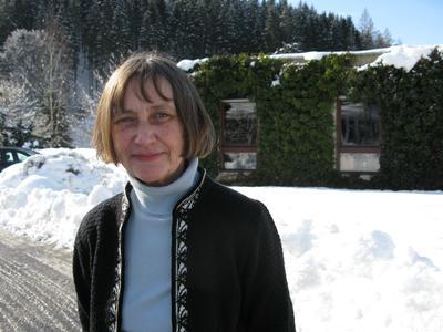 Karin Erdmann at Oberwolfach in 2009