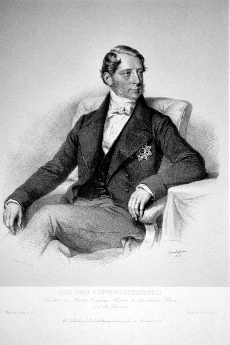 フリードリヒ・フェルディナント・フォン・ボイスト