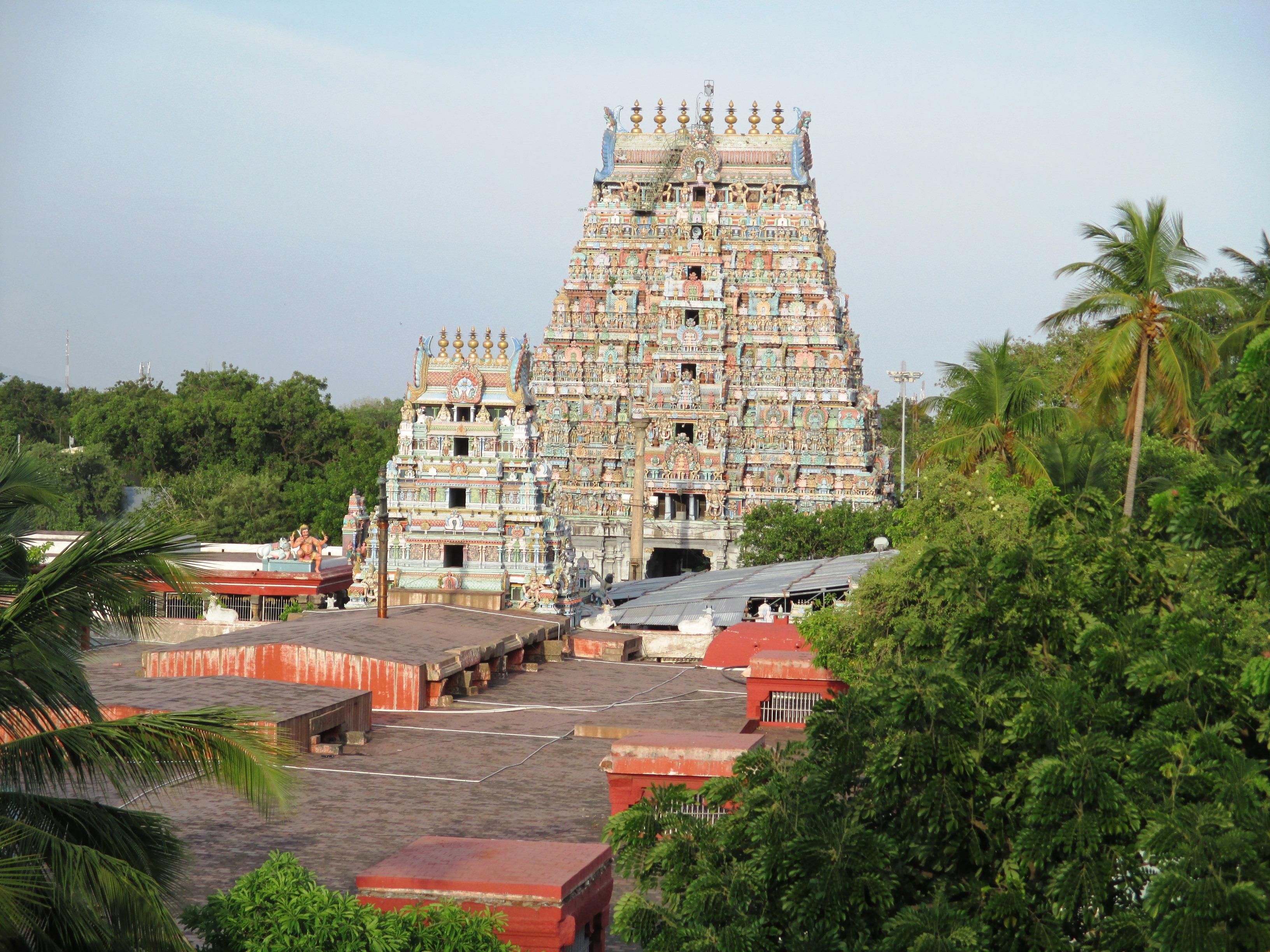 Pasupateeswarar temple, Karur - Wikipedia