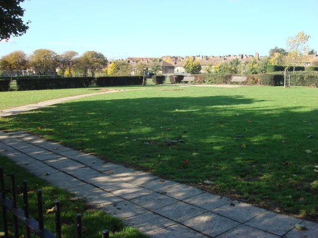 Memorial Park Dog Run