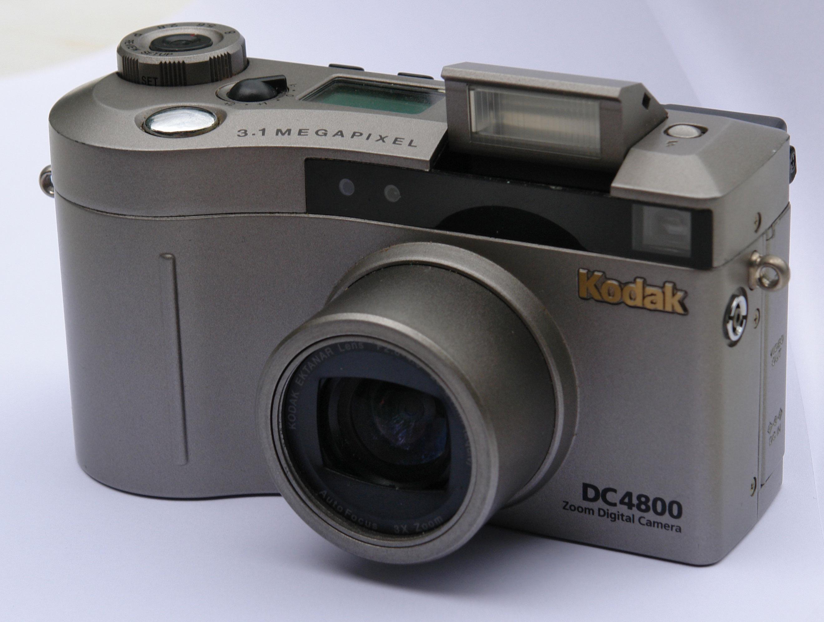 Kodak Digital Camera DC4800 Driver for Windows 10