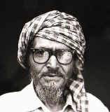 Photograph of Punjabi revolutionary poet Lal Singh Dil