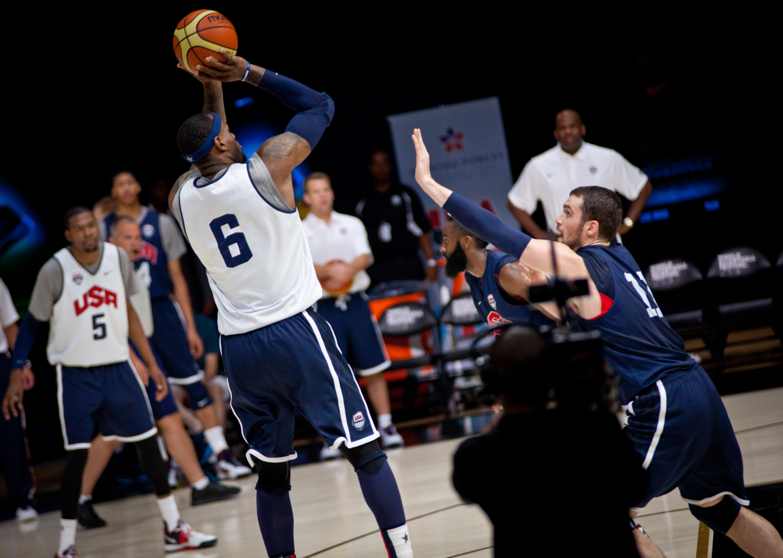 amerika basketball