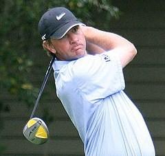 Lucas Glover American professional golfer