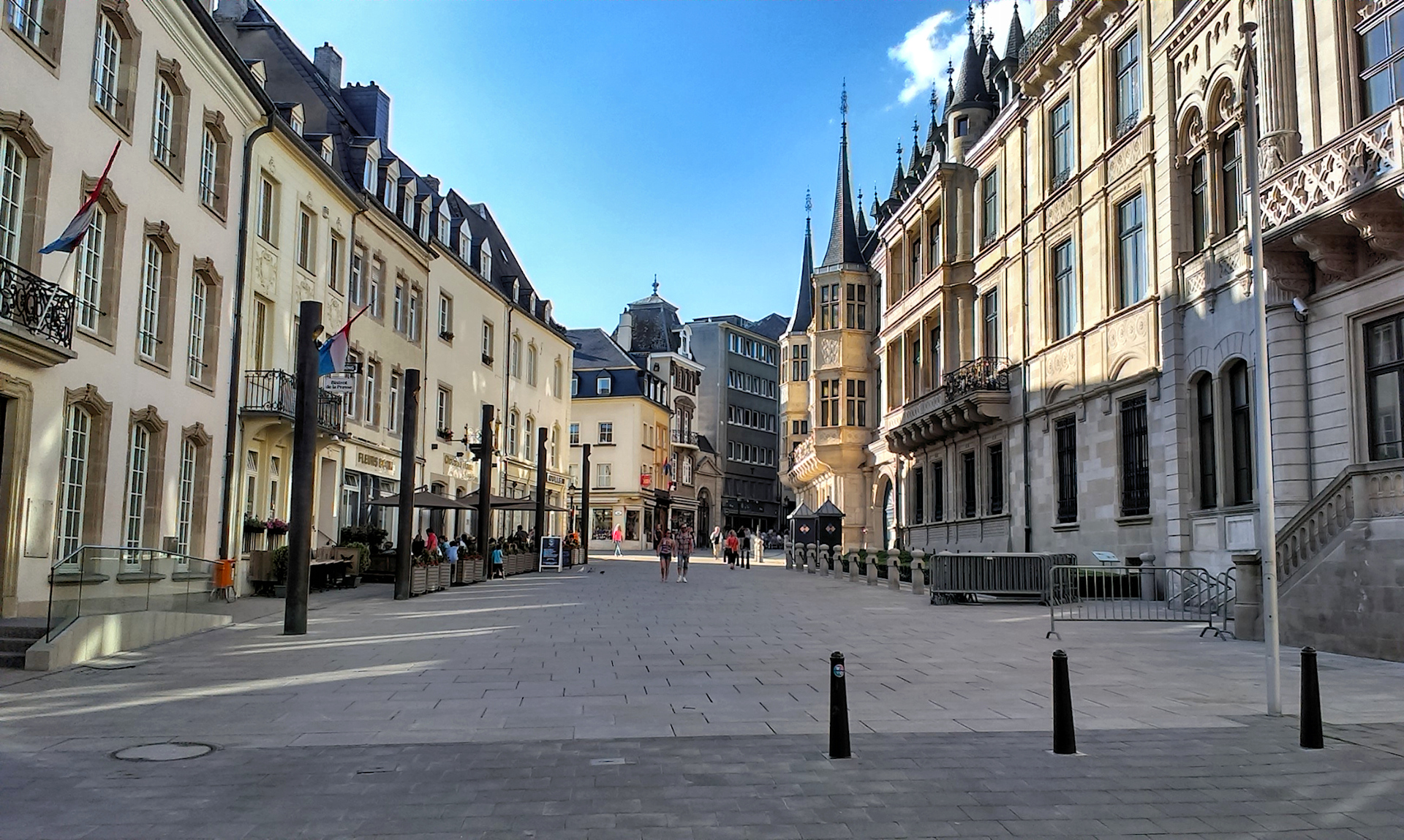 Hotel A Luxembourg Ville