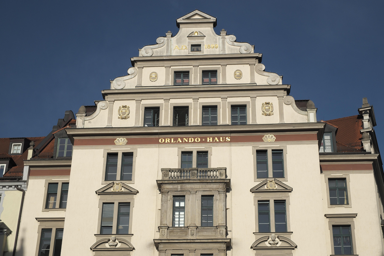 Orlando Haus file münchen orlando haus 137 jpg wikimedia commons
