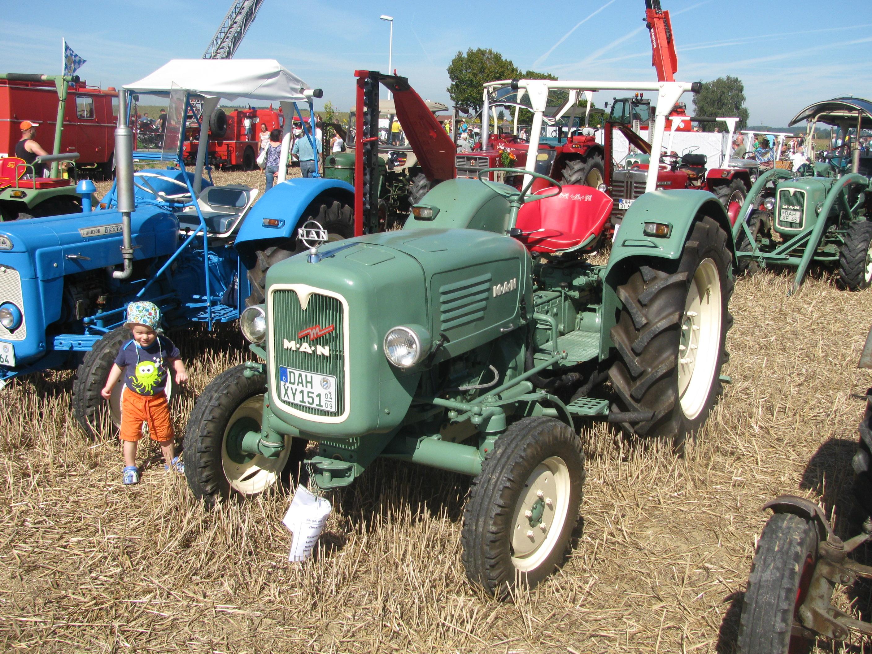 Guy On Tractor : File man tractor bulldogtreffen g wikimedia