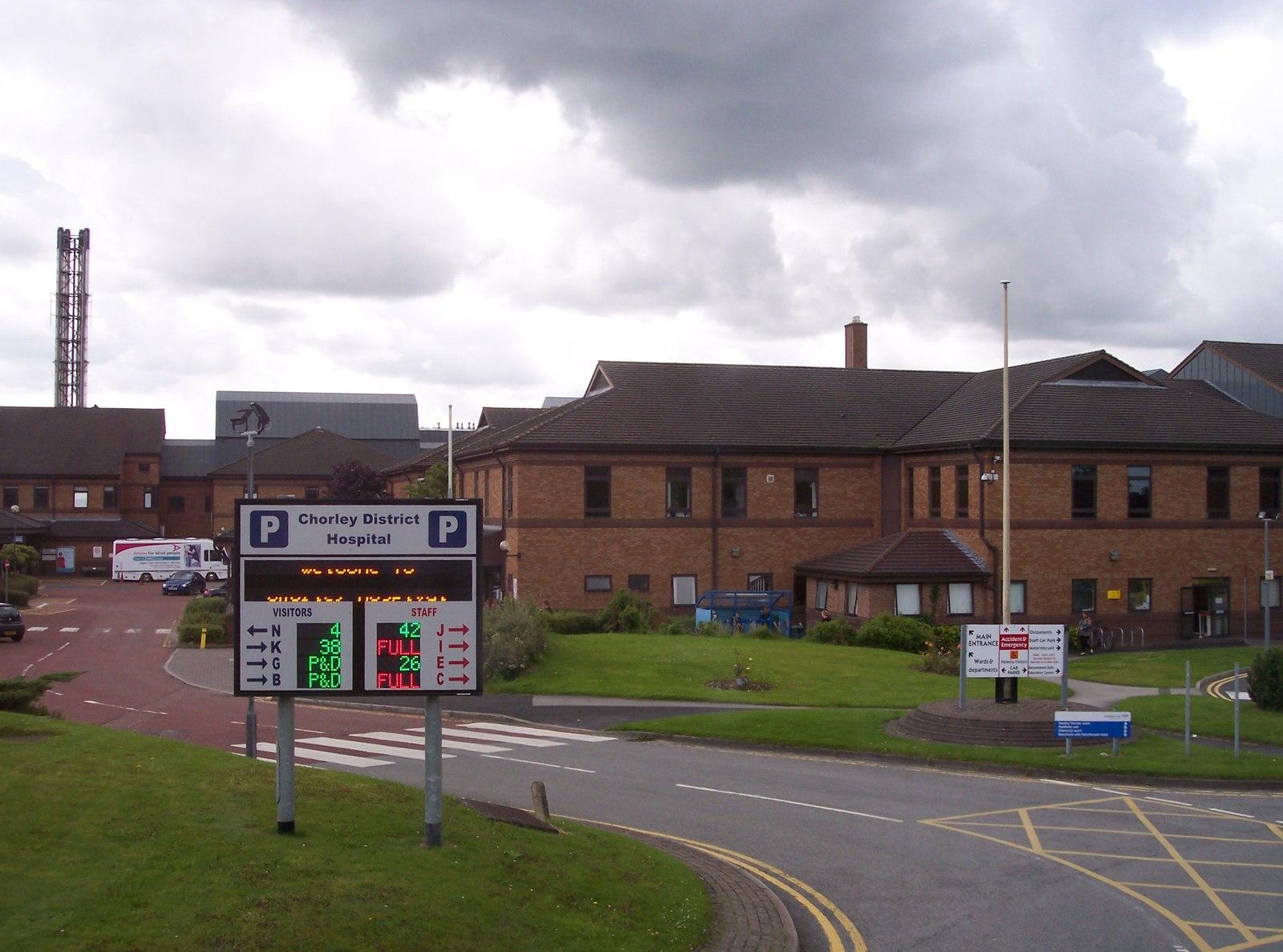 Chorley And South Ribble Hospital Wikipedia