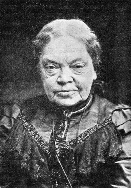 Photo of Marie von Ebner-Eschenbach