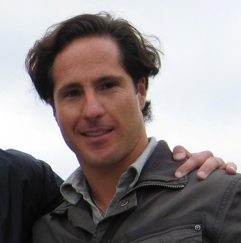 Mario Dominguez Race Car Driver
