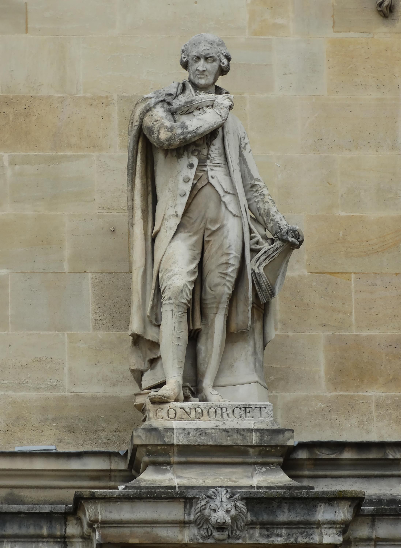 File:Marquis de Condorcet statue.JPG - Wikimedia Commons