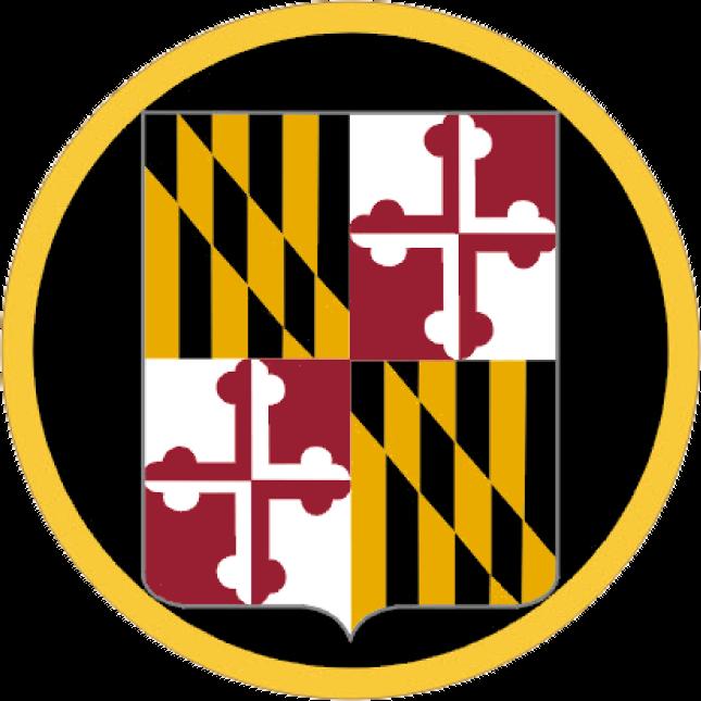 National Guard Symbol Maryland Army National Guard