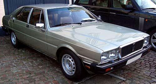 maserati quattroporte (1979) - wikipedia