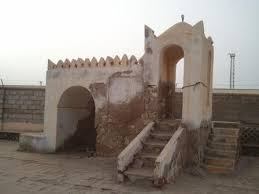 The Mosque of the Companions (Masjid As-Sahabah) in Massawa, Eritrea, Horn of Africa