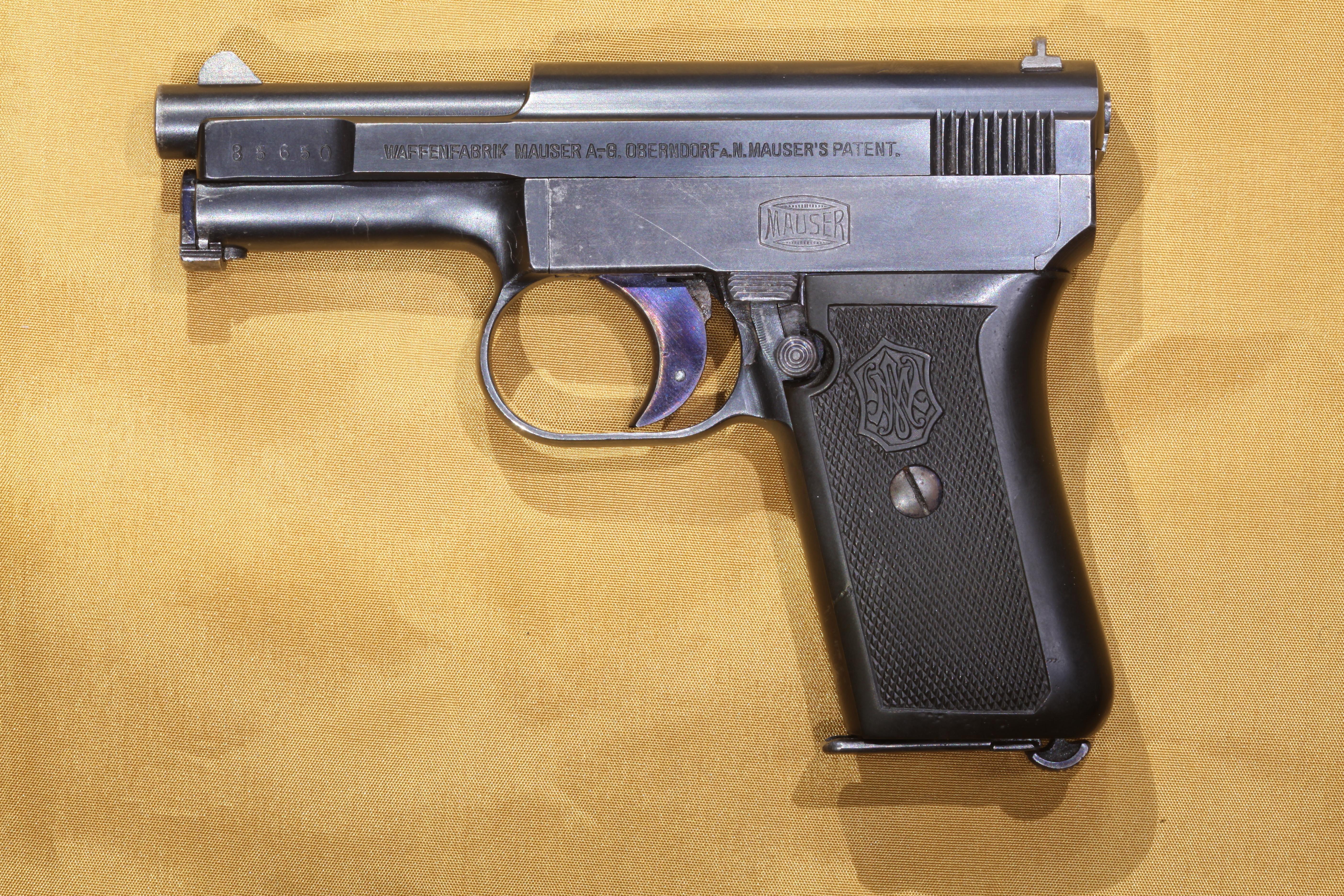 Mauser wikiwand