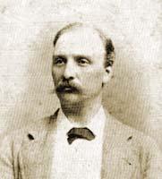 Depiction of James Maybrick