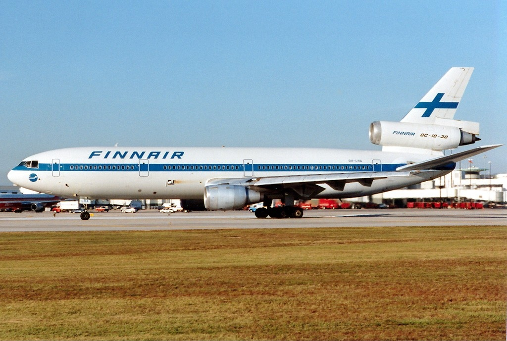Dc 10 Finnair