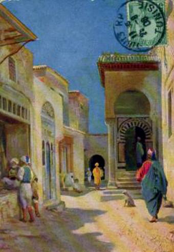 Madrasa El Bachia