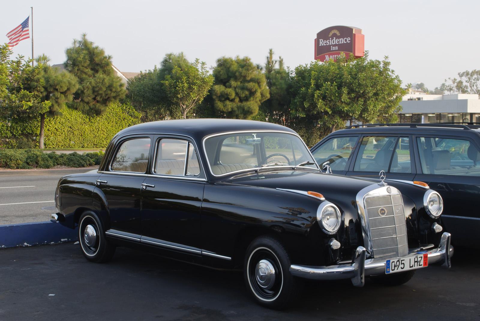 File Mercedes Benz 219 Ponton 8260537624 Jpg Wikimedia
