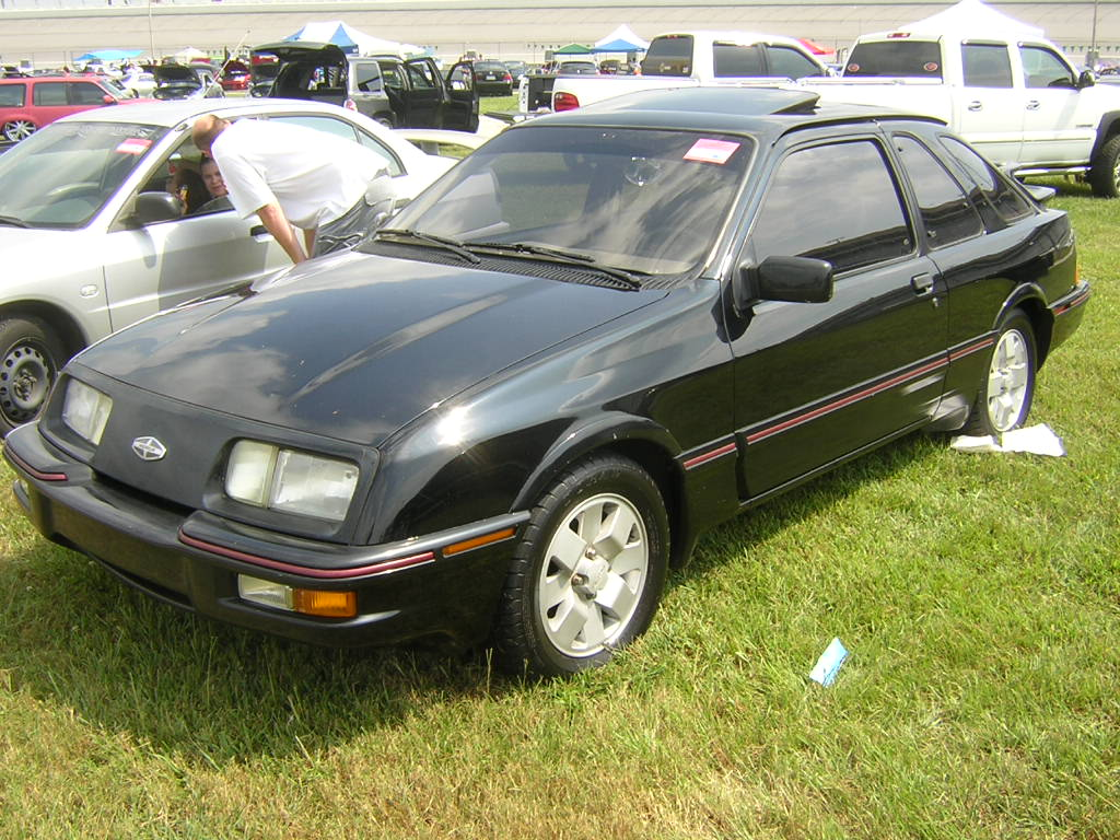 Merkur Xr4ti Wikipedia 57 Lincoln Premiere Wiring Diagram