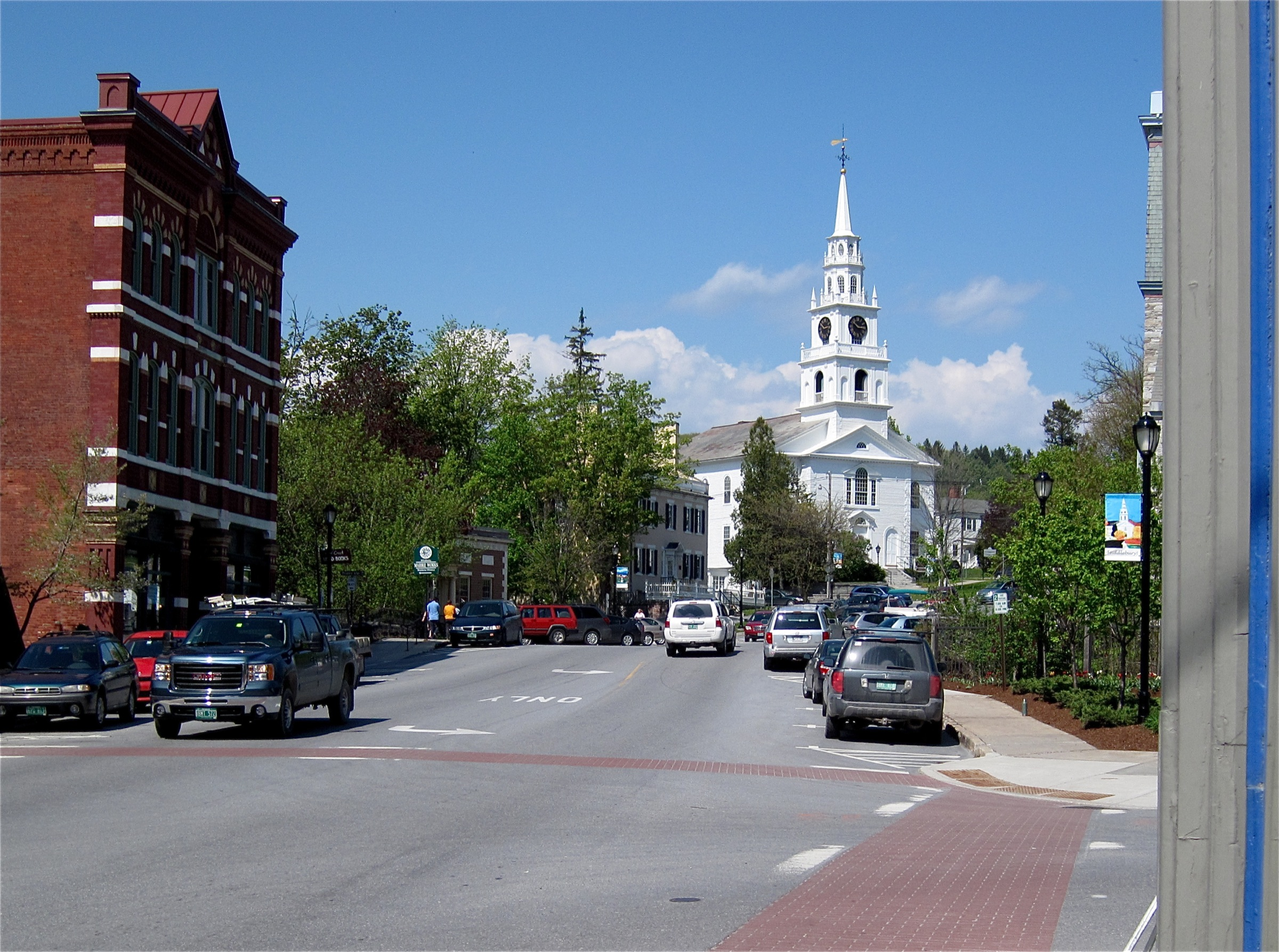 middlebury vermont up and coming small towns