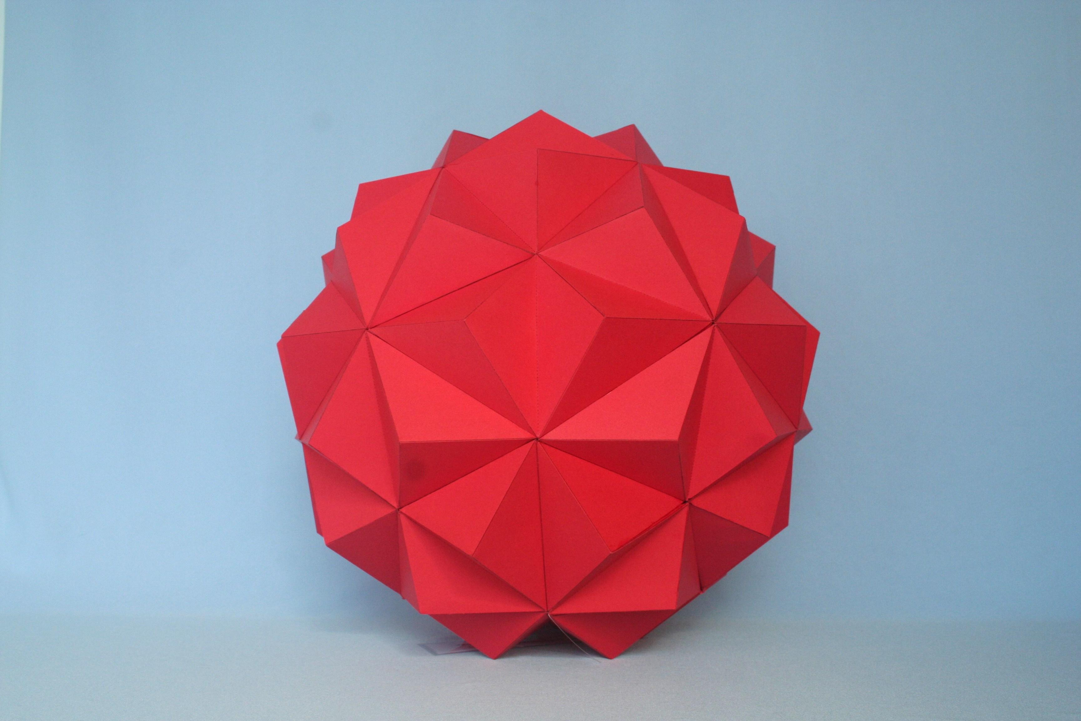 Geodätischen Kuppel file modell einer geodätischen kuppel buckminster fuller