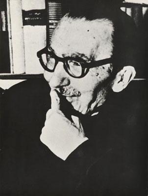 Depiction of Nikos Kazantzakis