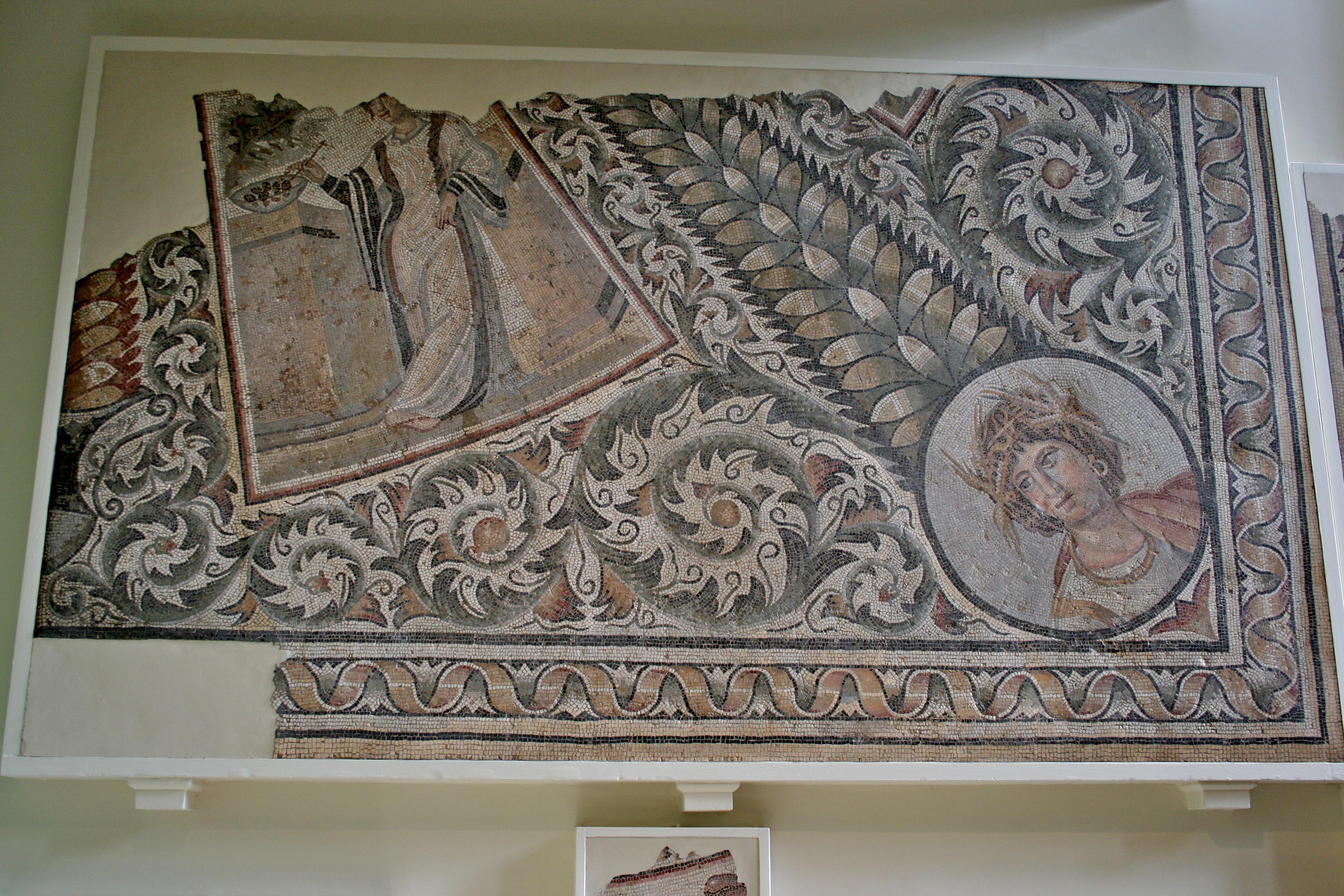British Museum Mosaics Mosaics British Museum
