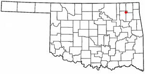 Chelsea, Oklahoma Town in Oklahoma, United States