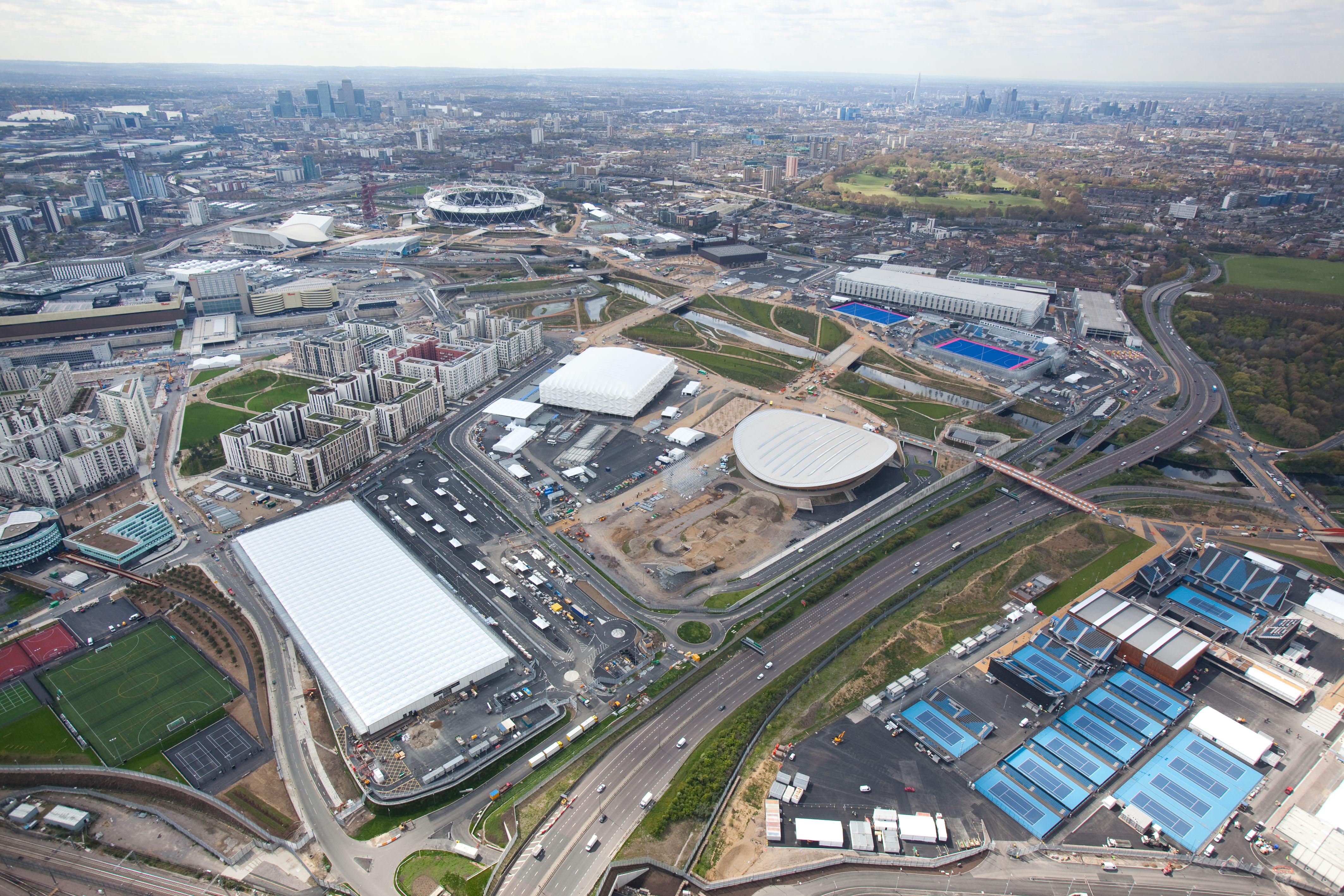File Olympic Park London 16 April 2012 4 Jpg