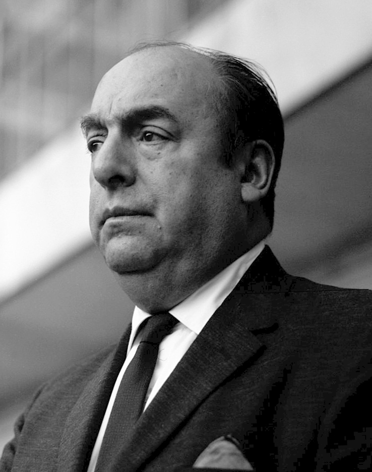 Picture of a book: Pablo Neruda