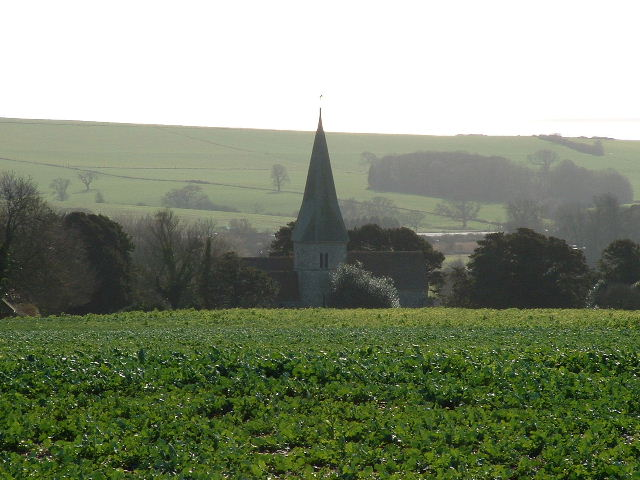 Patching Church - geograph.org.uk - 18770