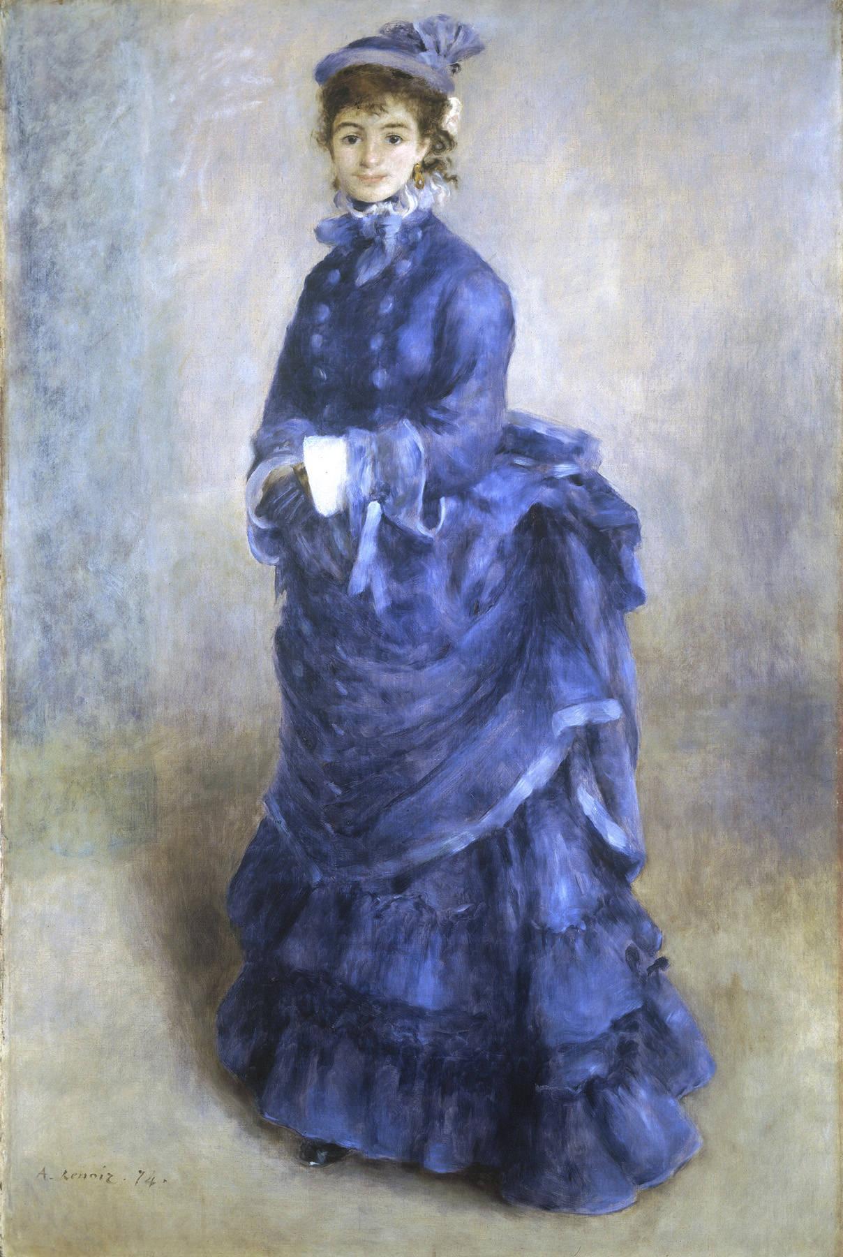 Renoir's Depection of Women in 19th Century Art