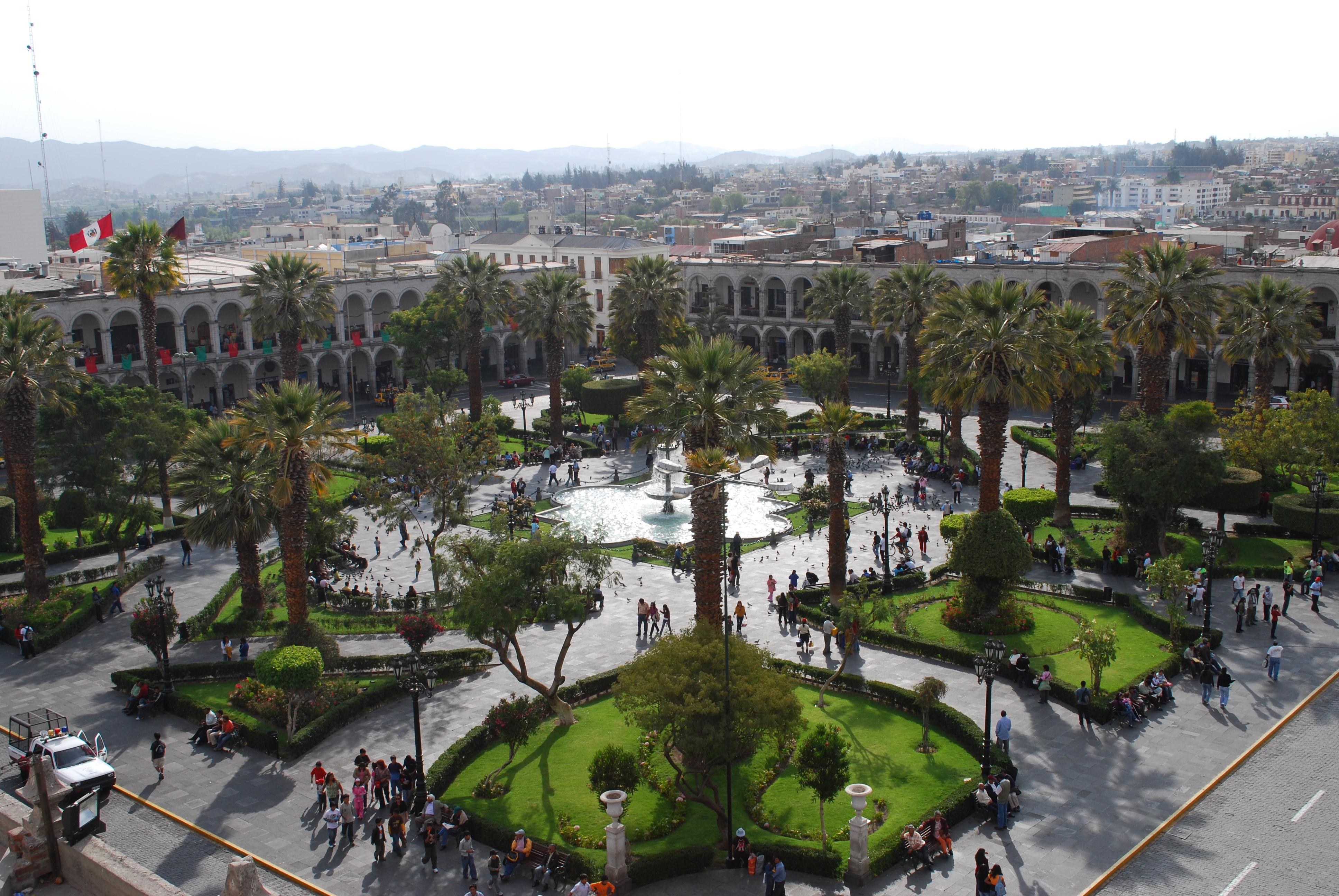 Arequipa – Reiseführer auf Wikivoyage