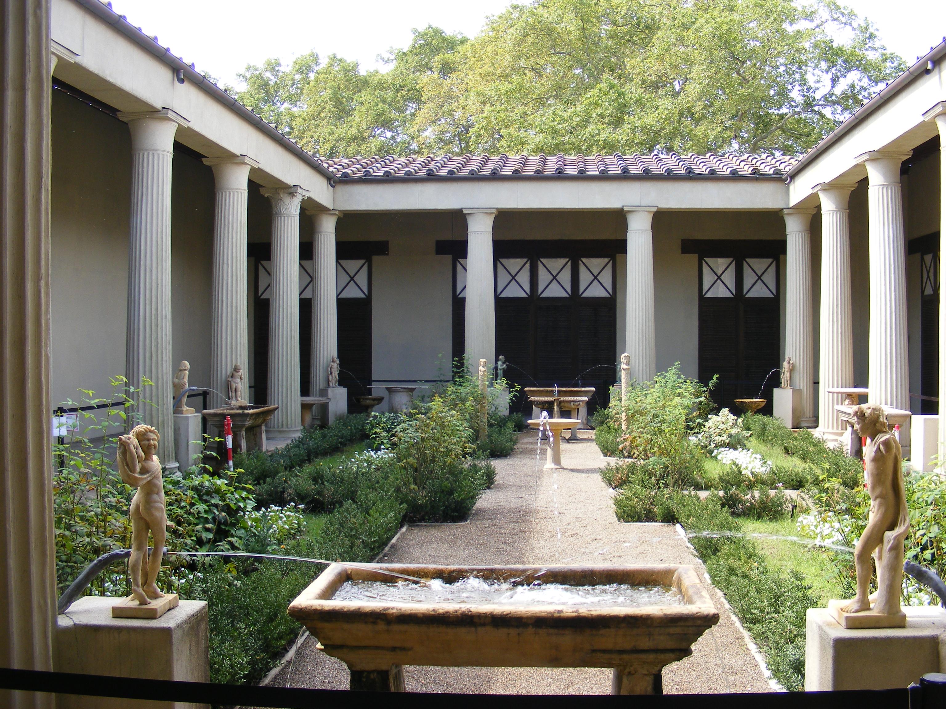 File pompeii atrium reconstruction house of the vettii for Atrium inside house