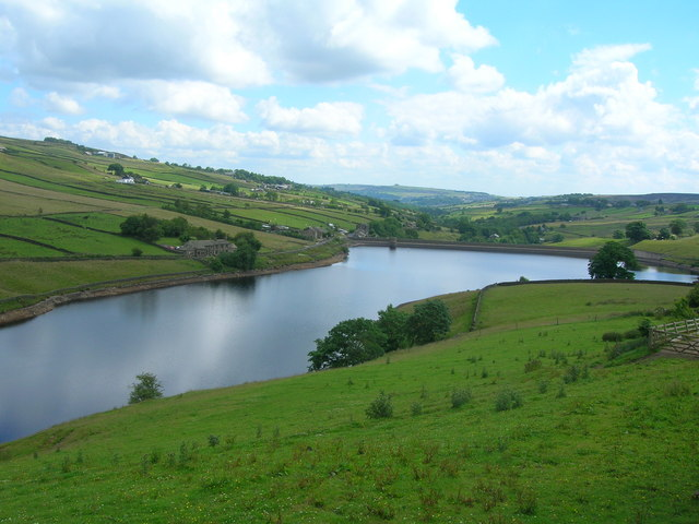 Ponden Reservoir - geograph.org.uk - 1088764