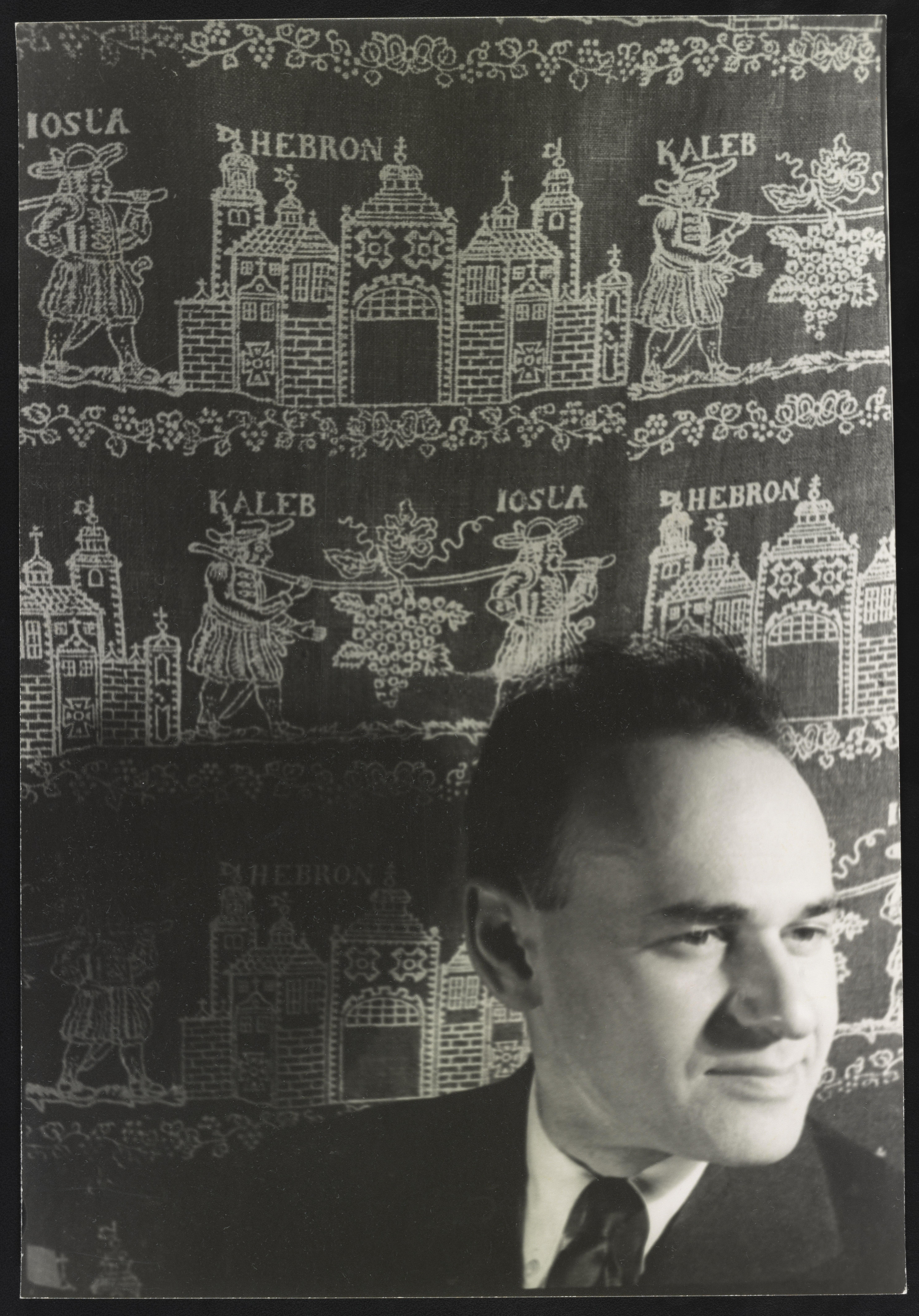 Gilbert Seldes photographed by [[Carl Van Vechten