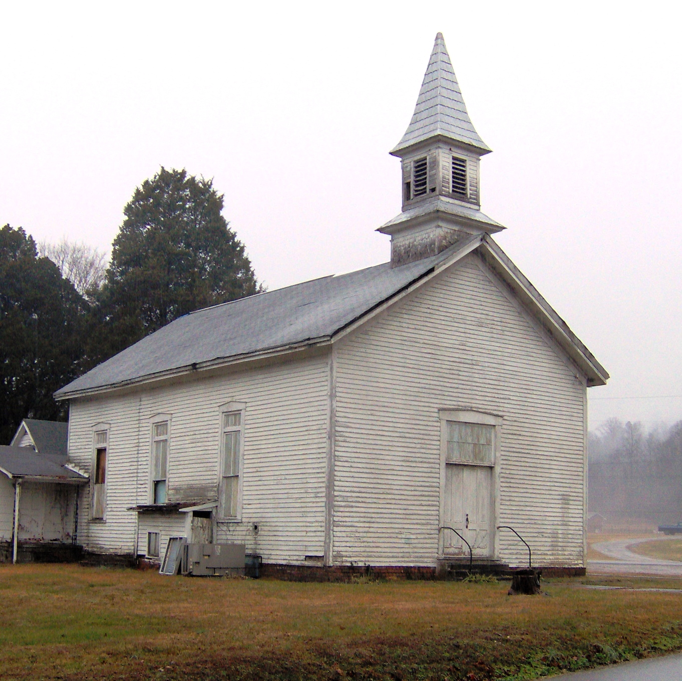 Christian Church Springs christian church