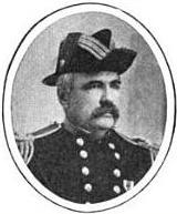 American naval officer, Rear Admiral