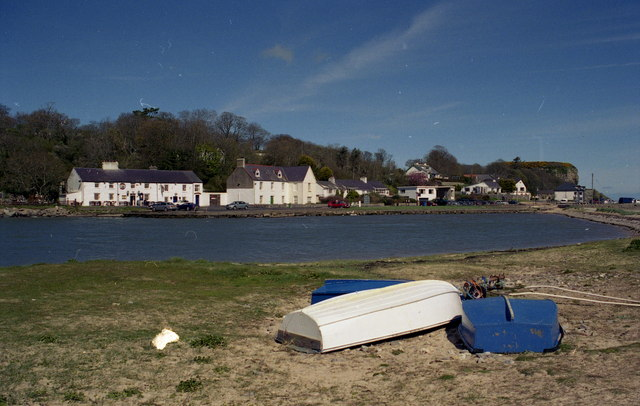 Red Wharf Bay, Anglesey - geograph.org.uk - 133042