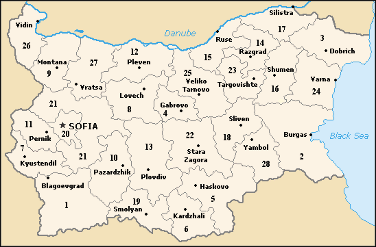 FileRegions of Bulgaria Mappng Wikimedia Commons