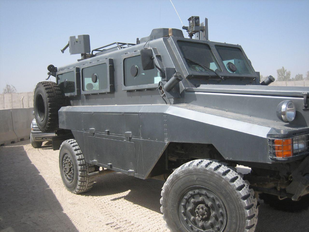 قوات التدخل السريع المصرية Reva_APC