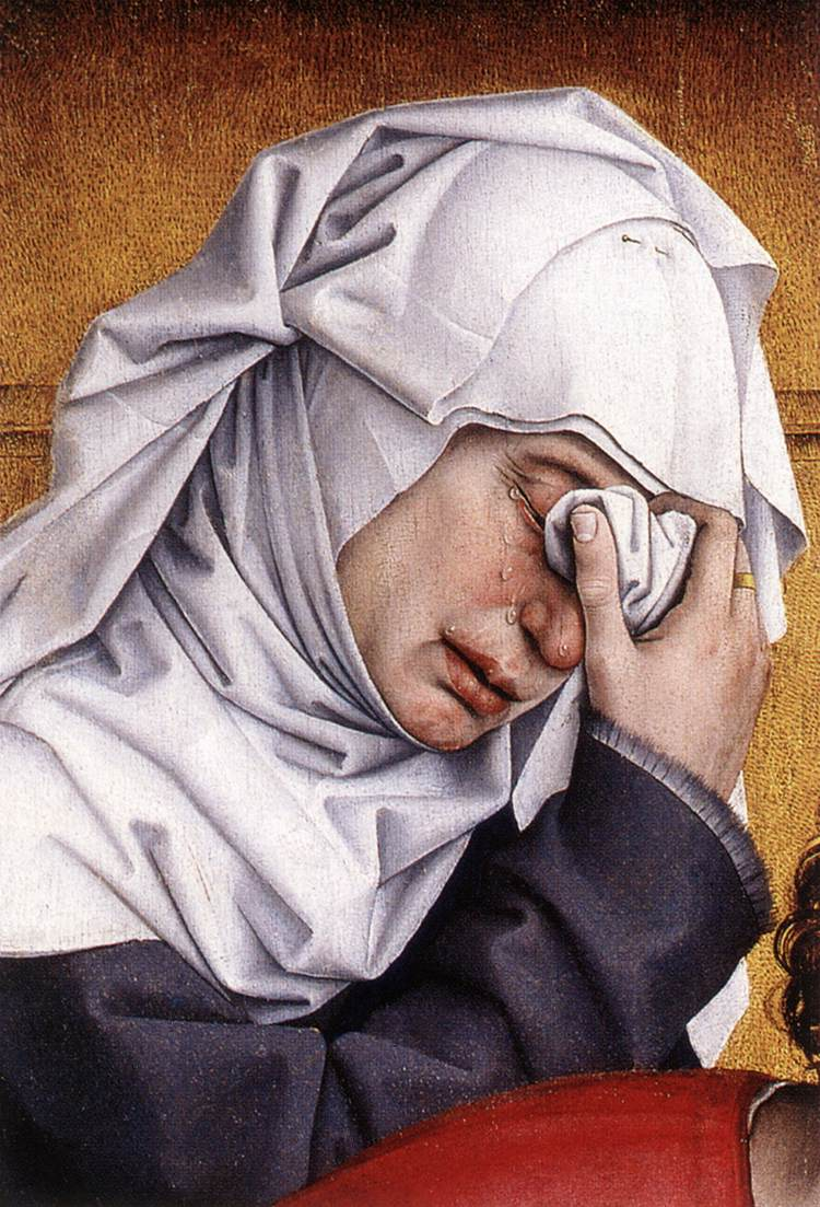 Image result for rogier van der weyden the deposition